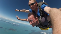 Sky Diving Airlie Beach
